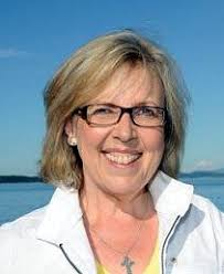 Elizabeth May, Leader of the Green Party of Canada